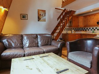 Des Alpes - Spacious 2 bedroom apartment in the centre of town
