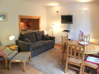 Francotel - Francotel is a homely 2 bedroom apartment, Chamonix