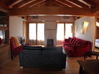 Capucin - A great, comfortable 3 bedroom apartment in quiet location, Chamonix