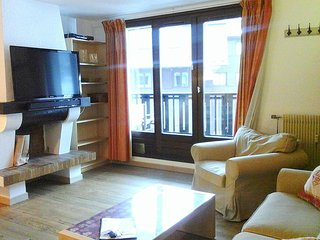 Lyret - Homely apartment in the centre of town with parking