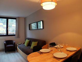 Jonquille RC - Modern one bedroom apartment with terrace in Chamonix Sud