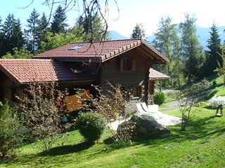 Chalet - 3 km from the slopes, Saint-Gervais-les-Bains