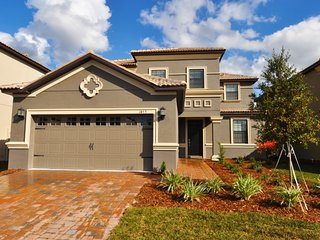 Villa in Kissimmee with Air conditioning (496349)