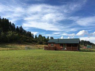 Cabin on Casino Creek, Lewistown