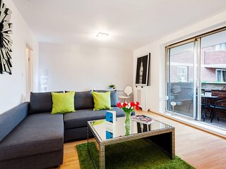 Sherborne Cromwell Court II apartment in Kensington & Chelsea with WiFi, balcony