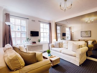 Edgware Road Residence apartment in Westminster with WiFi & lift.
