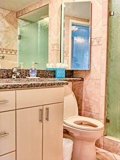Secondl Bathroom