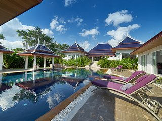 3 Luxury rooms for rent in Blue Dream Villa, Choerngtalay, Bang Tao, Phuket