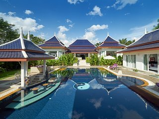 Blue Dream Villa, Choerngtalay, Bang Tao, Phuket, Bang Tao Beach
