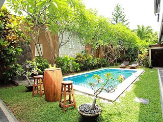 Toy Story 3-bedroom Big Pool Villa, Seminyak