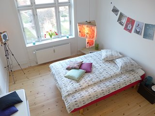 BRIGHT COSY ROOM IN COPENHAGEN CITY, Copenhagen