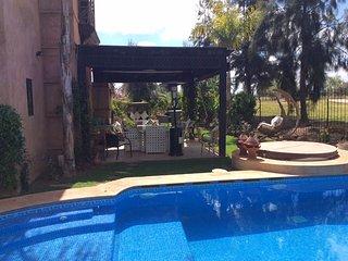 Villa with private pool, Marrakesch