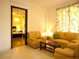 2 BHK Serviced Apartment HUDA City (Perch)