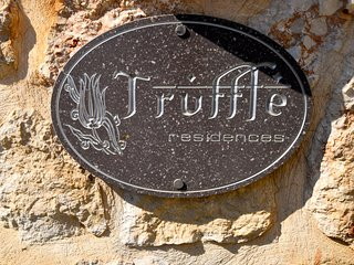 Truffle Residences, boutique apartments