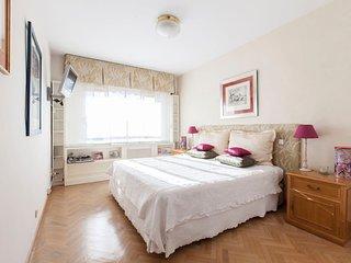 Gran suite zona residencial Madrid