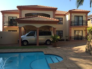 Waves And Water is an upmarket self-catering holiday home, situated in Uvongo