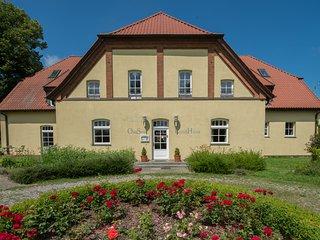 Ostsee-Landhaus, 3-Zimmer Ferienwohnung