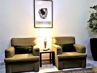 Homestay4u Subang Jaya/Sunway 2-storey cozy holiday home free 30Mbps WIFI