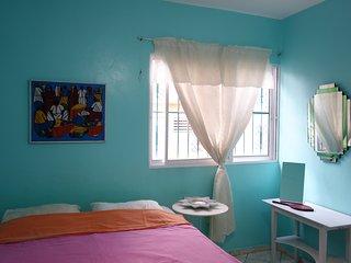 Casa Azul Apartment Doble Pink