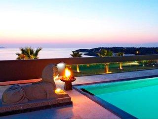Luxury by the sea. Designer villa sleeps 12 guests