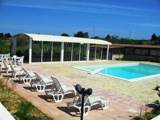 Villetta per 4 persone in residence con piscina a Balestrate