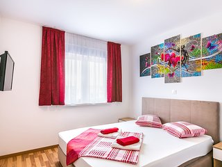 Dragan 3 PR apartment with 4 stars for 6 people