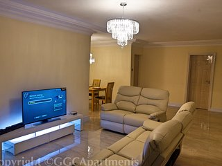 GGC Luxury Serviced Apartment - Gold, Lagos