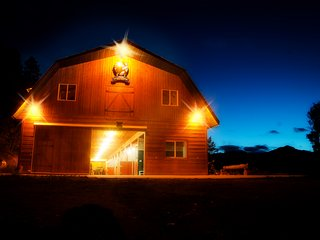 Best Cozy Barn in the Rockies in Beautiful British Columbia-nature-wilderness, Invermere