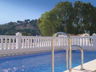 Bonito Estudio de estilo rustico wifi y piscina