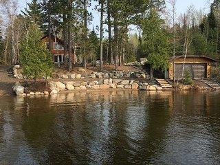 Burntside Northwoods Getaway - Pristine Burntside Lake