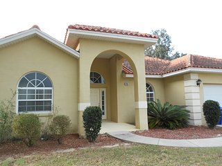 Large 4 bedroom villa in Inverness - Crystal River area, Hernando
