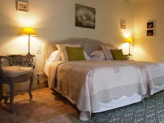 Beau Cottage duplex 100m2 avec piscine Domaine Le Plessis Azay le rideau, Azay-le-Rideau