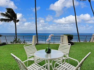Napili Point B5 Oceanfront with Unbeatable Views Right on the Point!, Lahaina