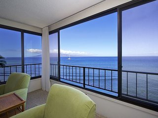 Maui Kai 601 - Amazing Oceanfront Views! Just Feet from the Ocean!!!!!