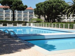 Appartement F2 Argeles-sur-Mer, 4 personnes Piscine et Tennis a 200m de la mer