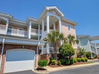 MAGNOLIA NORTH #205 3BR 2BA WITH GOLF COURSE FREE WIFI!
