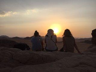 Wadi Rum badiha home
