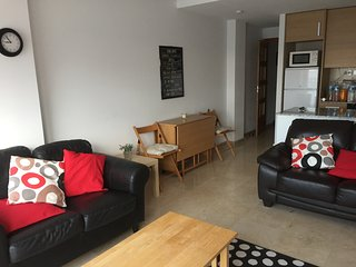 2 bedroomed apartment
