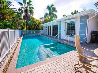 Manatee Landing, a Beautiful Vacation Home, Isla de Sanibel