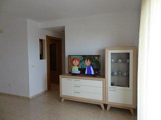 Apartamento en primera linea de playa Marina d'Or