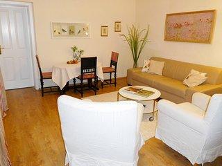 Apartment zentral u. ruhig in Steyr, WLAN, Parkplatz, 2 Schlafzimmer, 1-4 Pers.