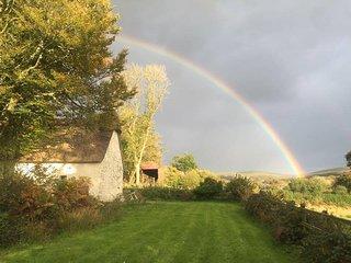 Enchanting 18th century welsh cottage