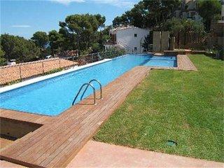 Magnifica casa para 8 personas en la Playa de Sa Tuna (Begur) Girona.
