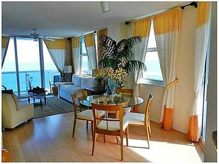 OCEAN VIEW 3 BEDROOMS APARTMENT | BEACH ACCESS, POOL, GYM | STUNNING VIEW!!!, Surfside