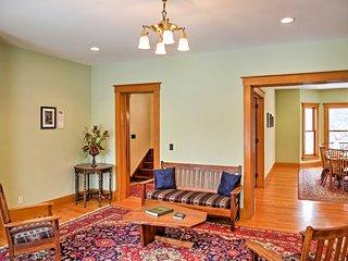 Historic Jefferson Home - Restored & Spacious!