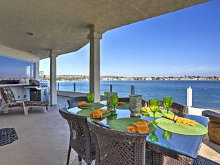 NEW! Beachside 3BR San Diego Condo on the Bay!
