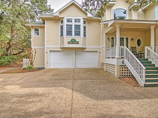 NEW-5BR Corolla Home Near Beach w/Private Pool/Spa!