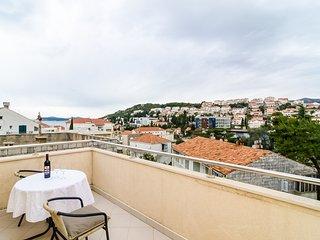 Apartments Nikola - Superior One Bedroom Apartment with Sea View (Vhisper)
