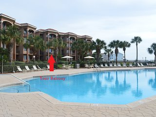 Mediterranea E313~2BR/2.5BA Decor is Magazine Worthy! Free Beach Ser