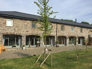 New for 2016 Fabulous 5*  4 bedroom  Barn Conversion near Tenby.